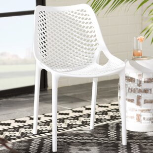 Curnutt Stacking Patio Dining Chair (Set of 2)