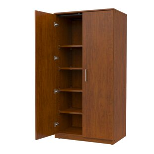 Mobile CaseGoods 2 Door Storage Cabinet by Marco Group Inc. Sale
