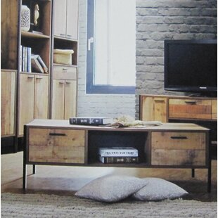 Maher 4 Drawer Coffee Table With Storage