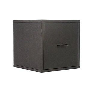 Organize It All Cube Unit Bookcase