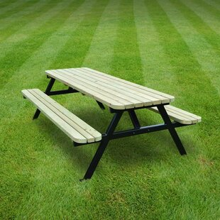 Polston Picnic Table By Sol 72 Outdoor