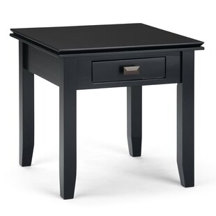 Gosport End Table with Sto..