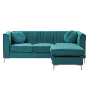 Folger Corner Sofa By Fairmont Park