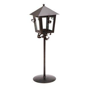 Charlton Home Metal Lantern