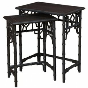 Bode 2 Piece Nesting Tables By World Menagerie