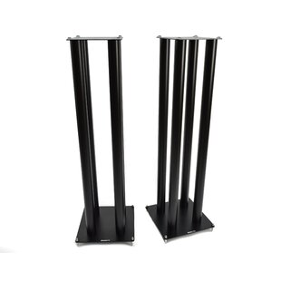 104cm Fixed Height Speaker Stand (Set Of 2) By Symple Stuff