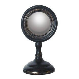 Throckmorton Classic Eye Makeup/Shaving Mirror ByWinston Porter