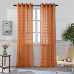 Sheer Curtains 96 Inches Long Wayfair