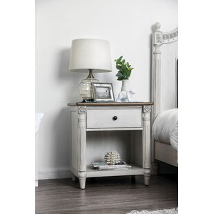Jean 1 Drawer Nighstand