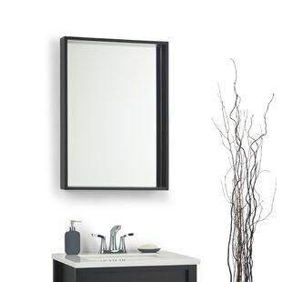 Affordable Russo Bathroom/Vanity Mirror BySimpli Home