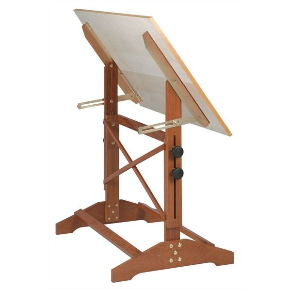 Pavilion Wood Drafting Table - Alvin And Co. Pavilion Wood Drafting Table & Reviews Wayfair