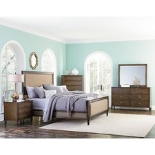 Donathon King Platform 5 Piece Bedroom Set by Darby Home Co