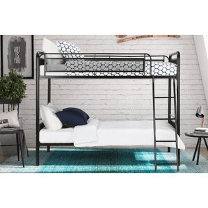 julian twin bunk bed - Bunk Beds Metal Frame