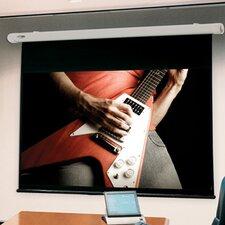 Salara Grey 100 Diagonal Electric Projection Screen by Draper