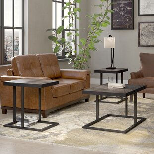 Trent Austin Design Albert 3 Piece Coffee Table Set