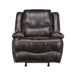 Carlinville Manual Rocker Recliner Darby Home Co
