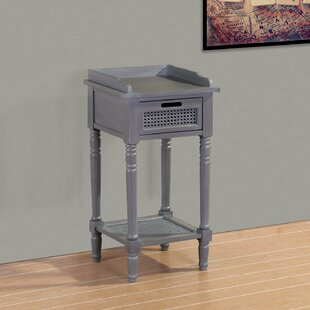 Reviews Jayce End Table by August Grove