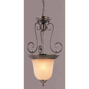 Volume Lighting 1-Light Urn Pendant