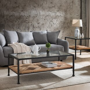 Lia 2 Piece Coffee Table Set