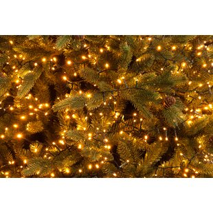 800 Warm White LED Firefly Twister String Light Image