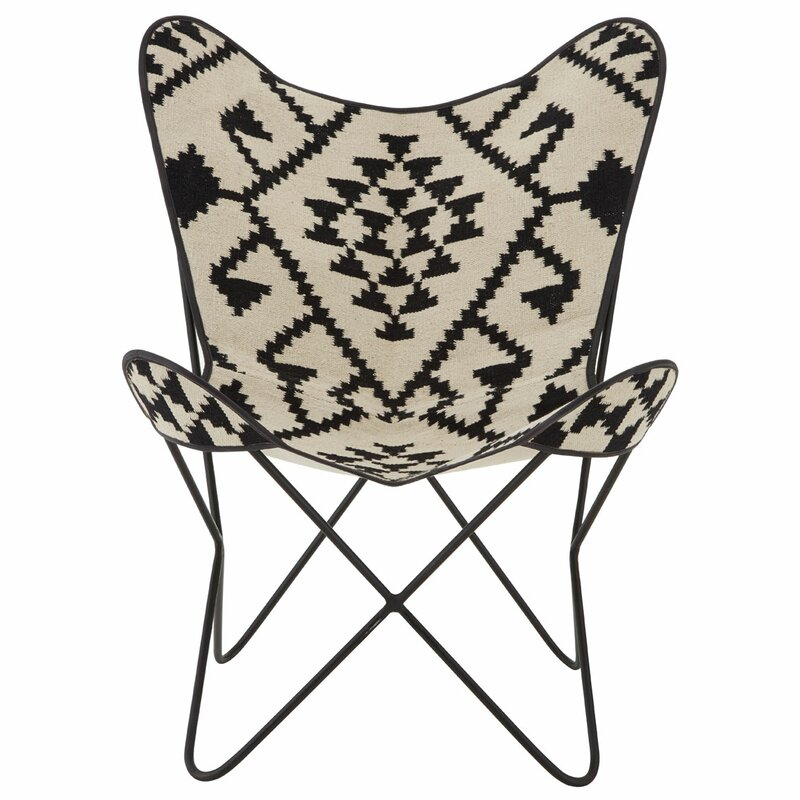 scandi decor Butterfly Chair