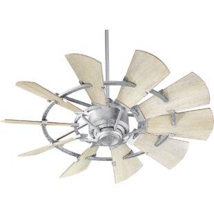 Reviews 44 Mercado 10 Blade Ceiling Fan By Gracie Oaks