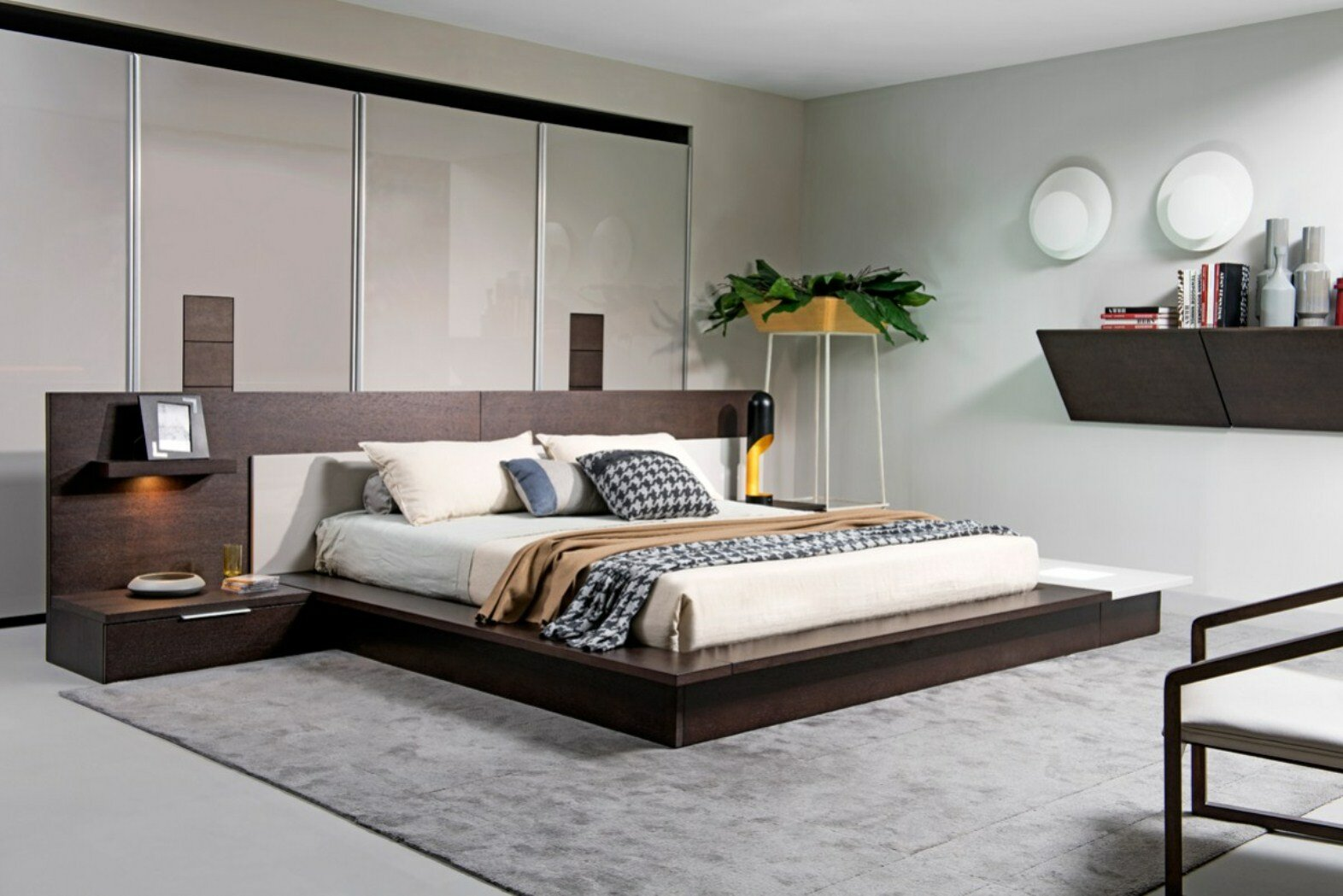 Orren Ellis Christiansen California King Platform Bed Wayfair