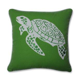 Outdoor Turtle Pillow Wayfair