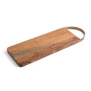 Wood Cheese Board With Handle Wayfair