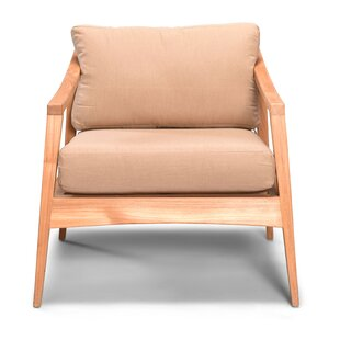 Hogue Teak With Sunbrella Cushions by Rosecliff Heights Herry Up