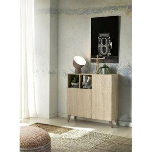 10 Pair Shoe Storage Cabinet By Ebern Designs