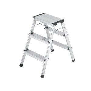 3-Step Aluminum Step Stool with 330 lb. Load Capacity  sc 1 st  Wayfair & Step Stools Youu0027ll Love | Wayfair islam-shia.org