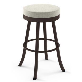 Kobbe 26 Swivel Bar Stool Alcott Hill
