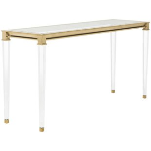 Raya Console Table by Willa Arlo Interiors