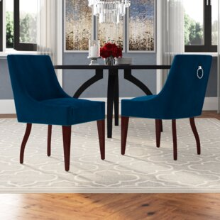 Lise Upholstered Dining Chair by Willa Arlo Interiors