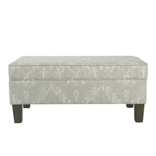 Diehl Upholstered Storage Bench by Rosdorf Park