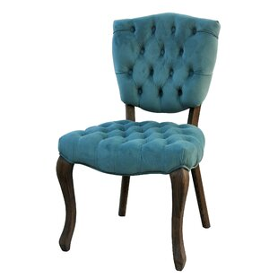 Diorio Upholstered Dining Chair (Set of 2)