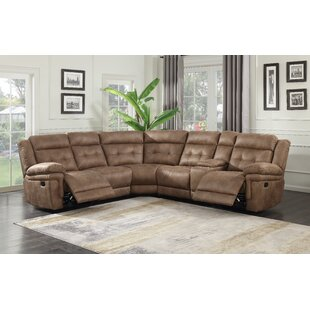 Compare & Buy Rancourt Reclining Sectional by Red Barrel Studio Reviews (2019) & Buyer's Guide