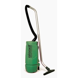 Bissell BigGreen Commercial Bissell Commercial 10 Quart Backpack Vacuum