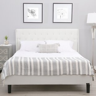 Fields Upholstered Platform Bed