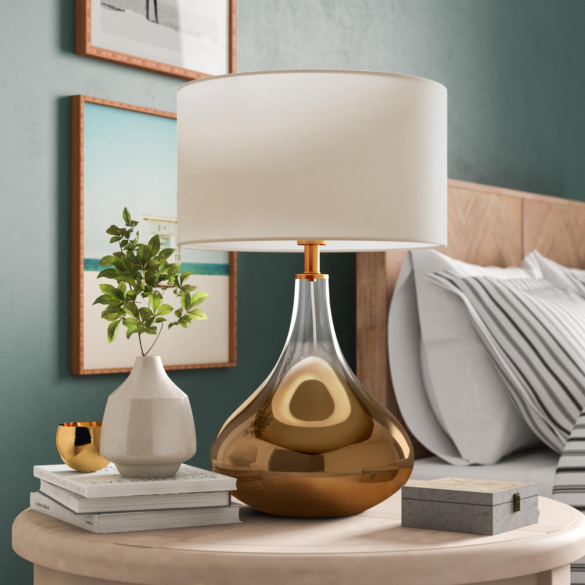 Joss Main 25 5 Table Lamp Reviews Wayfair