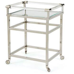 Harkness Bar Cart by Wade Logan