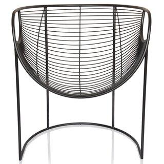 Wheelock Papasan Chair by Wrought Studio SKU:DB169590 Information