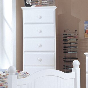 Top Reviews Kai 6 Drawer Chest ByHarriet Bee