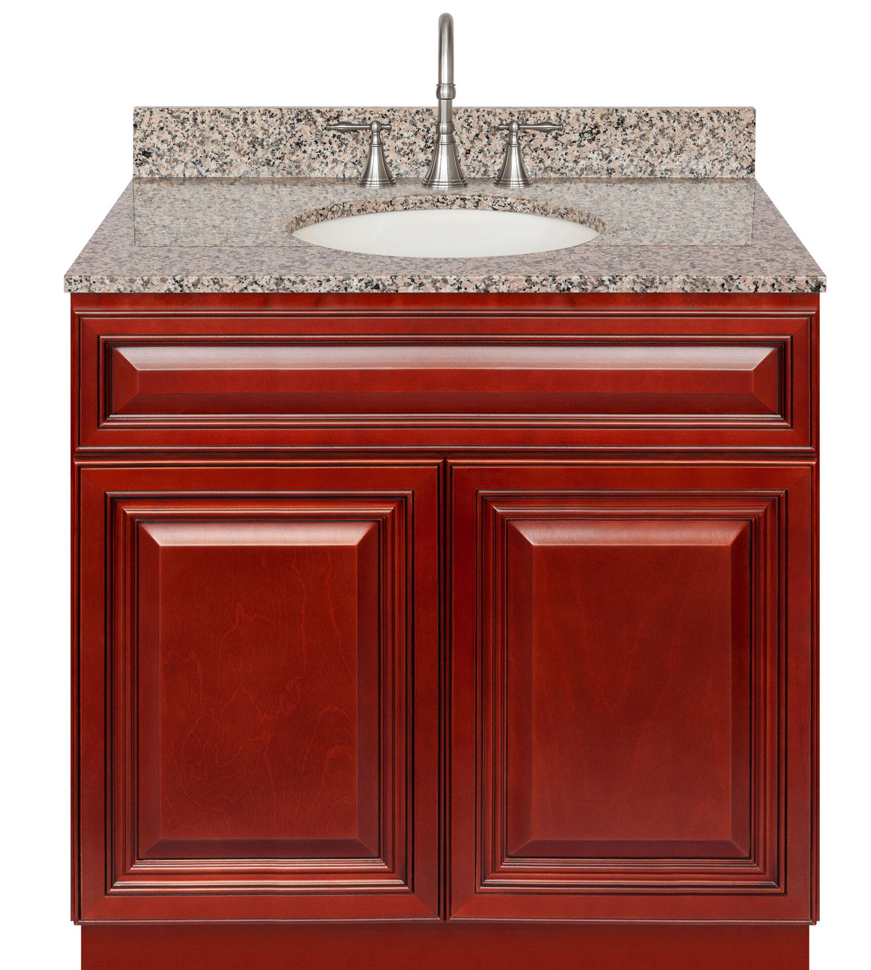Charlton Home Ivybridge 36 Single Bathroom Vanity Set Wayfair Ca