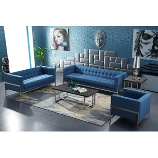 Hults Contemporary Configurable Living Room Set