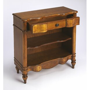 Balinda Standard Bookcase by A..
