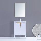 Ruffy 24 Single Bathroom Vanity Set by Latitude Run