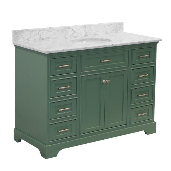 Kingon 48 Single Bathroom Vanity Set