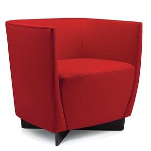 David Edward Vella Barrel Chair